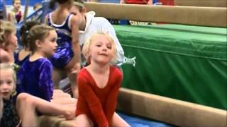Rena Gymnastics meet   holiday 2013