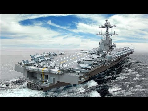 13 Milyar Dolar Değerinde Olan Bu Gemiyi Batırmak Neden İmkansızdır ?