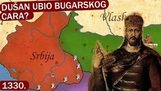 Bitka kod Velbužda 1330. (DOKUMENTARAC)