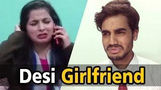 Desi Girlfriend | Vijay Aryan New Video with  Maddy | Dekh Mister