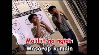 Sampung Mga Daliri (karaoke)