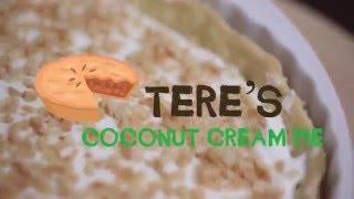 Marizafoods Stories - Ep. 4 Tere's Coconut Cream pie
