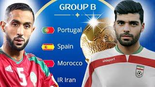 Morocco vs Iran Prediction   2018 FIFA World Cup Previews