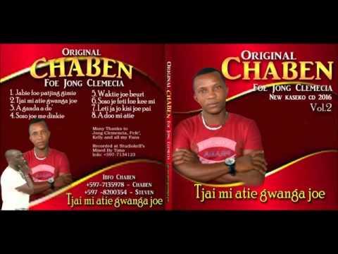 Original Chaben - Tjai me ati gwanga joe