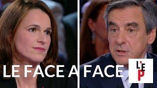 Face-à-face François Fillon / Aurélie Filippetti - L'Emission politique le 23 mars 2017 (France 2)