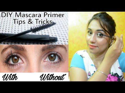 DIY Mascara Primer With Tips & Tricks   DIY Eyelash Primer With Live Demo By Mehar Beauty