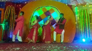 Rakib, Tibro, Sisty, & Othoi holud dance  Raju & suma holud sondtha.. 24/12/2017