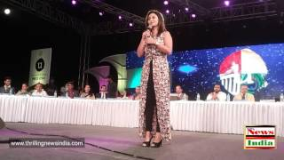 Amulya in BMS college of engineering 2016