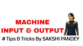 Machine input output time saving reasoning tricks for bank PO Solve in One Line[Part 2]