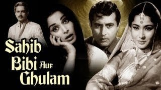 Sahib Bibi Aur Ghulam: All Songs Collection | Guru Dutt, Meena Kumari, Waheeda Rehman| Hindi Songs