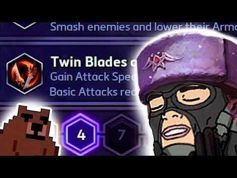 Twin Blades Blyat