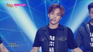 [HOT] EXO - CALL ME BABY, 엑소 - 콜 미 베이비, Show Music core 20150411