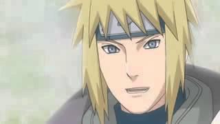 Naruto meets his father english dub
