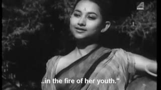 Jakhan Daaklo Banshi | Baghini | Bengali Movie Video Song | Soumitra | Hemanta Mukherjee