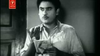 Munna Bada Pyara - Musafir 1957, Kishore Kumar