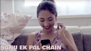 Sanu Ek Pal Chain | Love Song | Raid | Suprabha KV Ft Vijay Tjietaman