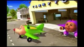 Jay Jay The Jet Plane Anime opening
