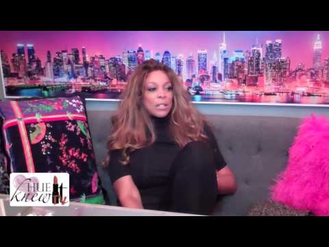 Wendy Williams Reveals Her Real Hair (Sort of... )