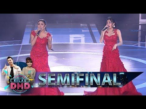 Malam Malam Segar Bgt Lihat Duo Anggrek [GOYANG NASI PADANG] -  Semifinal Kilau DMD (26/1) mp3