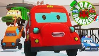 Road Ranger | Blaze The Wise | Kindergarten Videos | Cartoons by Kids Channel | Ep33