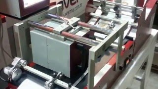 SAVEMA Feeder Conveyor Belt and SVM 53I for Indonesia Market Sea Food Products for Big Packages-2