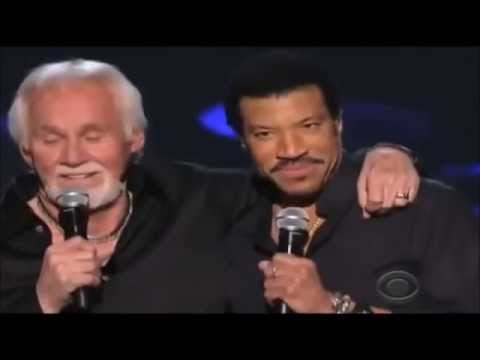 KENNY ROGERS-LİONEL RİCHİE/LADY/COUNTRY CONCERT MGM GRAND HOTEL