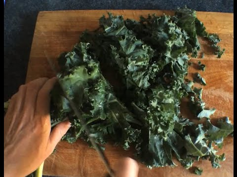 Pan Fried Kale You Suck at Cooking episode 10