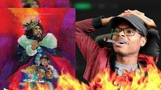 Mumble Rap Takes An L! J. Cole - KOD | Full Album Review/ Reaction