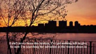 Ron Pope - Seven English Girls [With Lyrics]
