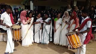 കേരളപ്പിറവി ഗാനം | ghss kottappuram