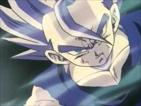 Gohan vs Cell HD cancion de gohan enfurecido