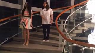 Fetty Wap Challenge ft. Kyline Alcantara | ItsKylaCruz