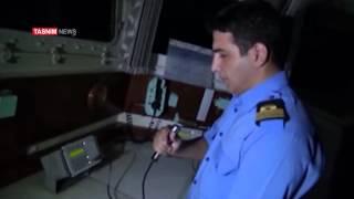 اخطار ناوگروه ۳۴ ارتش به نیروهای ائتلاف در خلیج عدن