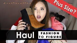 Haul Fashion to figure (PLUS SIZE?) | Susan Prieto