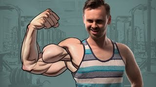 How to Draw Biceps - Upper Arm Anatomy for Artists