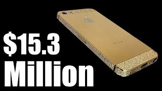 10 Most Expensive Mobile Phones In The World