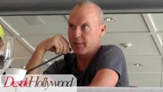 Michael Keaton's Funny and Revealing 'Batman' Story