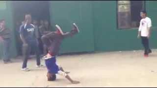 Hip hop and break dance of Bangladesh
