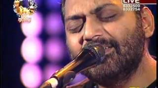 Amar Bhindeshi Tara by Chandrabindoo Band Live Programme at Desh TV