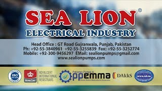SEA LION PUMPS Gujranwala | INDUSTRIAL AGRICULTURE DOMESTIC Pumps for SALE in Pakistan | EXPO NEWS