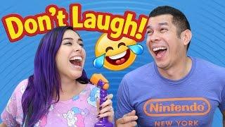 DON'T LAUGH - For Fun Sake