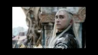 Thranduil - a tale of elves and dwarfs (with extended scenes of the battle of the five armies)