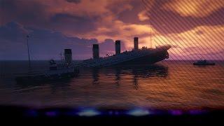 [GTA V] Ontsnappen uit de zinkende Titanic - ZVM (GTA5 Mods)