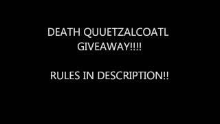 Beyblade Death Quetzalcoatl Giveaway!