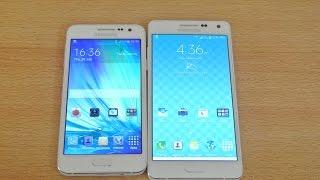 How To Take a Screenshot on Samsung Galaxy A5 / A3 / A7 HD