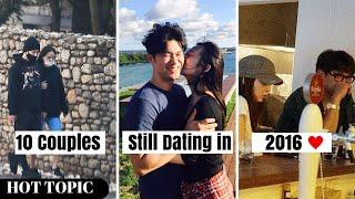 10 Kpop & Korean Celebrity Couples STILL Dating In 2016 | HOT TOPIC!