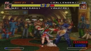 Fatal Fury (Series) - Censored Gaming