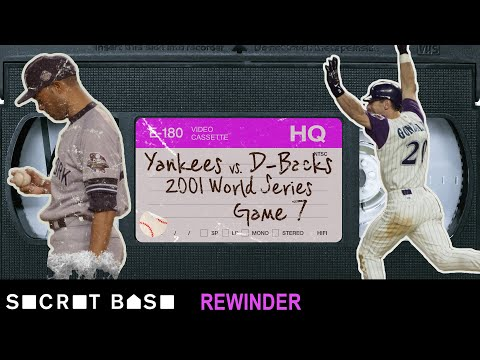 The Game 7 walk off finish to the 2001 World Series needs a deep rewind Yankees vs. Diamondbacks
