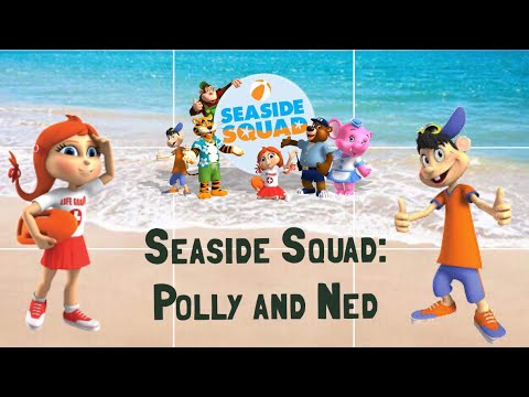 Seaside Squad: Polly and Ned singing 'Let's Get Ready to Rhumble'