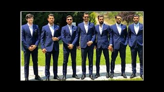 Fifa World Cup 2018: Suited up picture of Iran squad is taking internet by storm, see pics inside